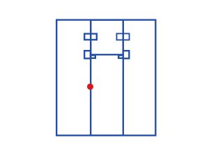 1001-G Botão de Correção - Aplicação